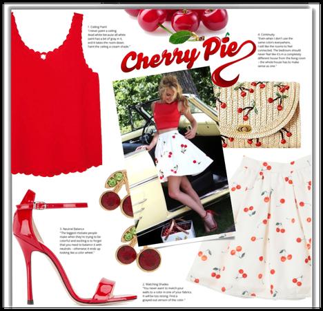 cherry pie style