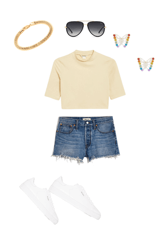 super summer outfit