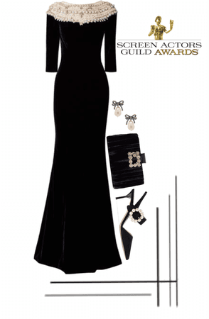 SAG Awards Outfit