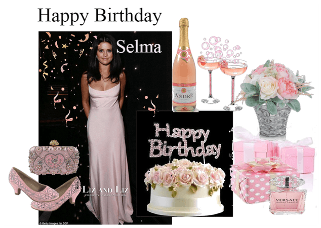 Happy Birthday Selma