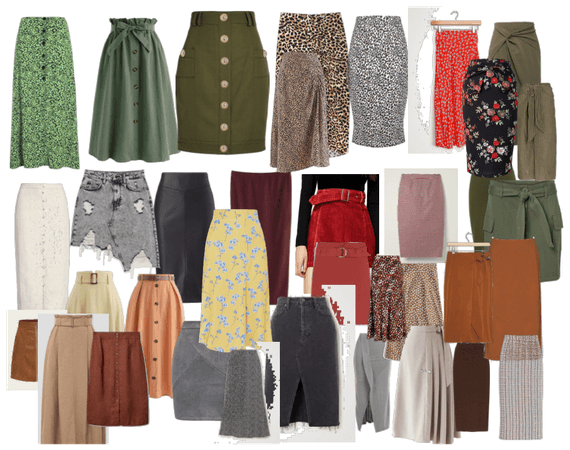 Skirts _must have
