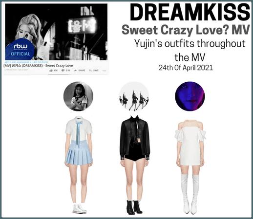 꿈키스 (DREAMKISS) - [SCL] Yujin MV Outfits 210424