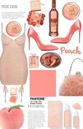 peach me baby