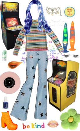 arcade queen