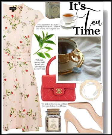 Tea longth spring