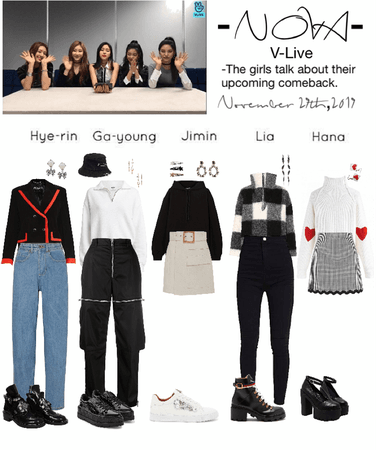 -NOVA- V-Live 'Gorgeous' Promotions