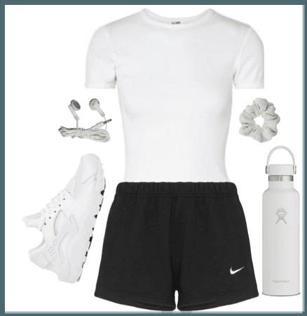 Sporty day