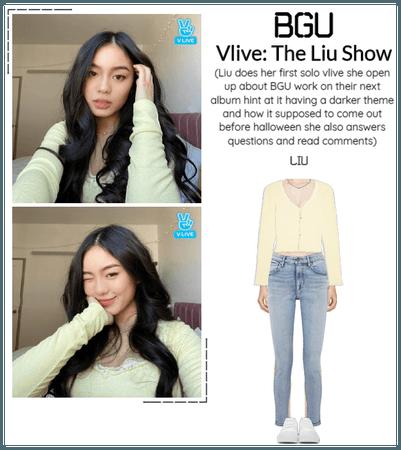 BGU Vlive: The Liu Show