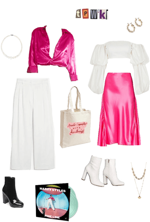 love on tour outfits- fine line- harry styles