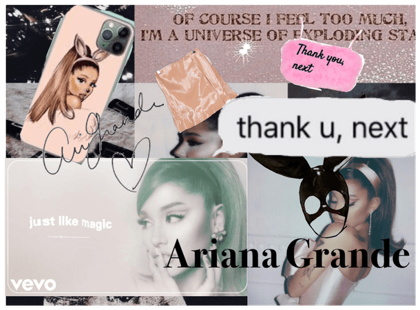 The Grande Glow-up