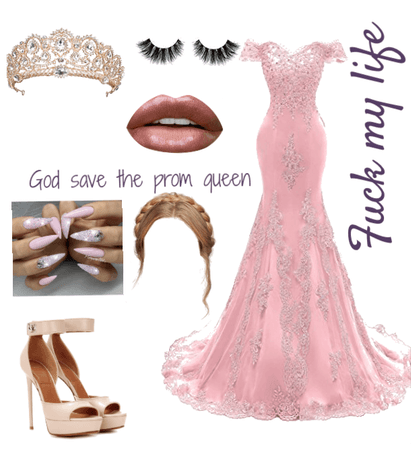 God save the prom queen by: Molly Kate Kestner
