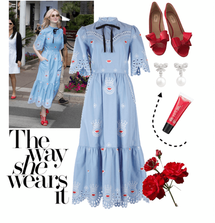 GET THE LOOK: Elle Fanning