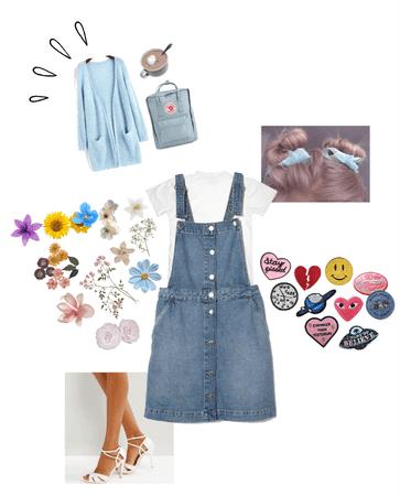 basic tumblr girl