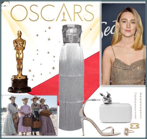 Saoirse at the Oscars