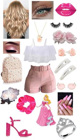 Princess style: Aurora