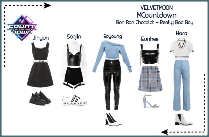| VELVETMOON | Mcountdown Stage