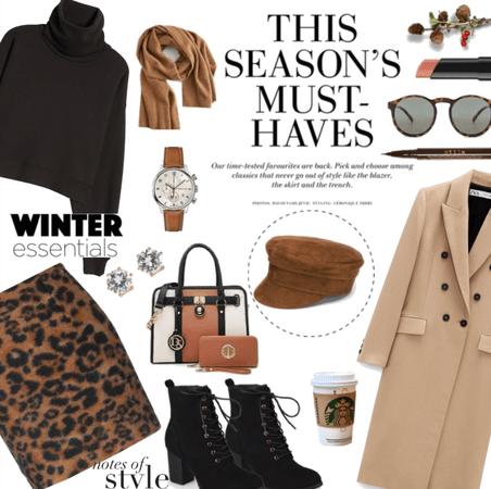 A formal winter