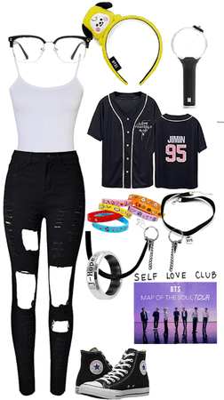 My BTS concert outfit