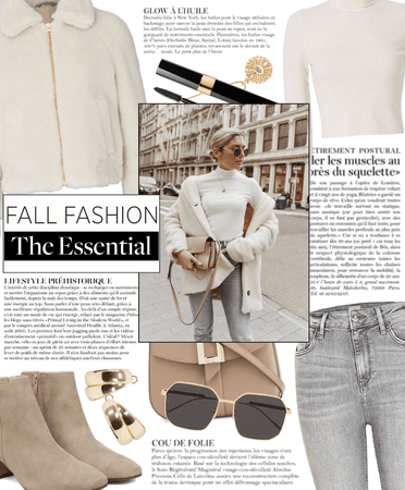 Fashion File: Fall Trend Look - Contest