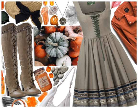 Witchy Pumpkin Patch