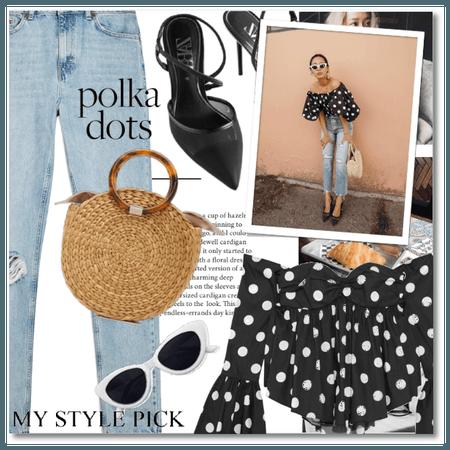 My Top Style Pick - Polka Dots