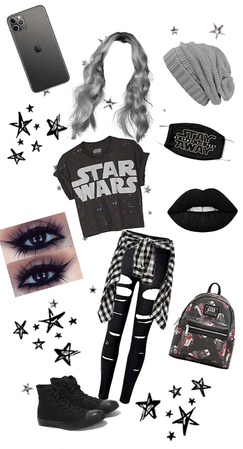 Star Wars Covid fit