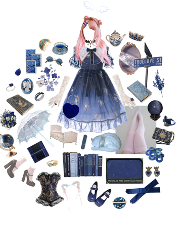 magical girl 🌙