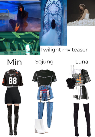 twilight mv teaser