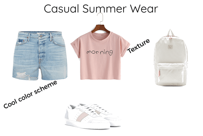 Casual Summer Wear