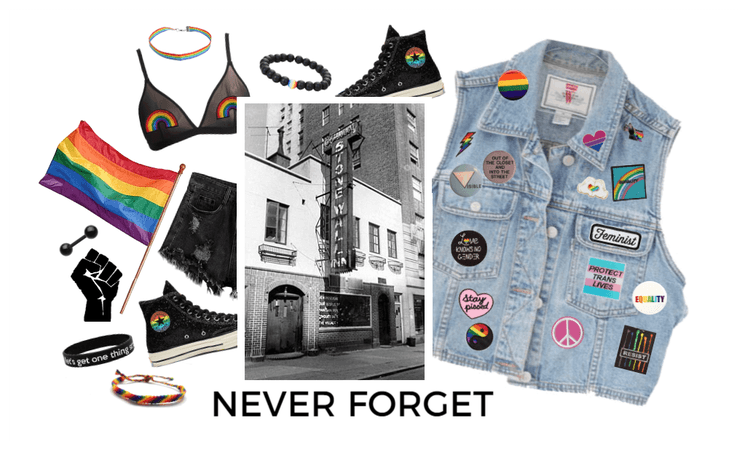 never forget stonewall
