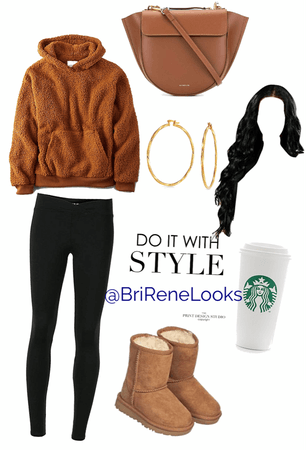 Casual College Look