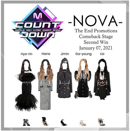 -NOVA- The End   M Countdown Stage