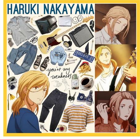 GIVEN: Haruki Nakayama
