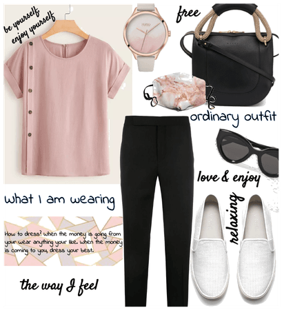 Ordinary outfit