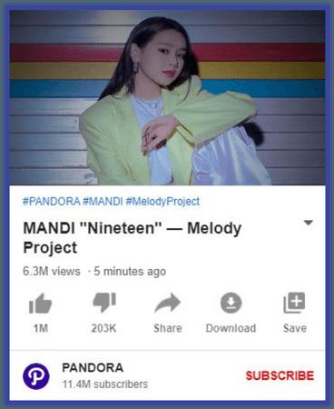 """MANDI """"Nineteen"""" Project"""