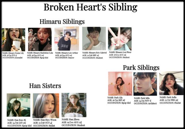 Broken Heart sibling