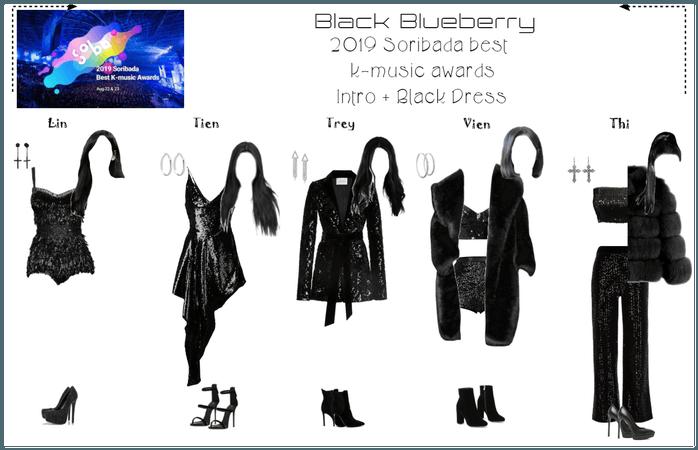 (BB) 2019 soribada best <...> intro+Black Dress