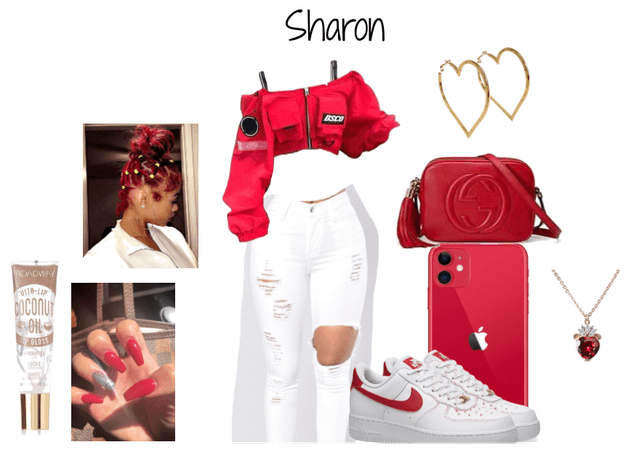 Sharon's fit