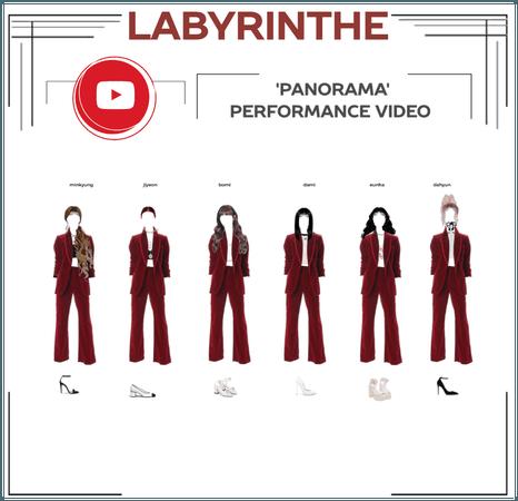 LABYRINTHE 'PANORAMA' PERFORMANCE VIDEO