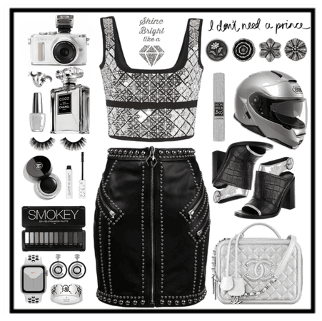 Black & Siilver