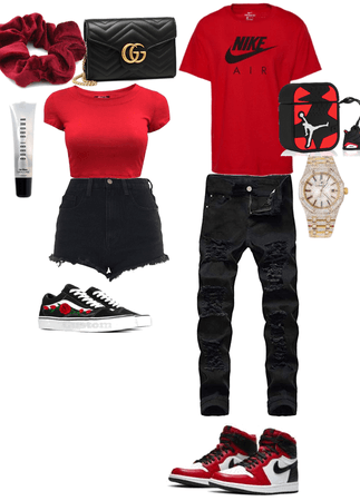 boyfriend and girlfriend outfit