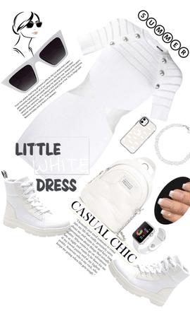 Little White Dress LWD