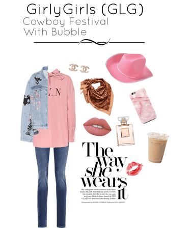 GirlyGirls (GLG) - Cowboy Festival (Bubble)