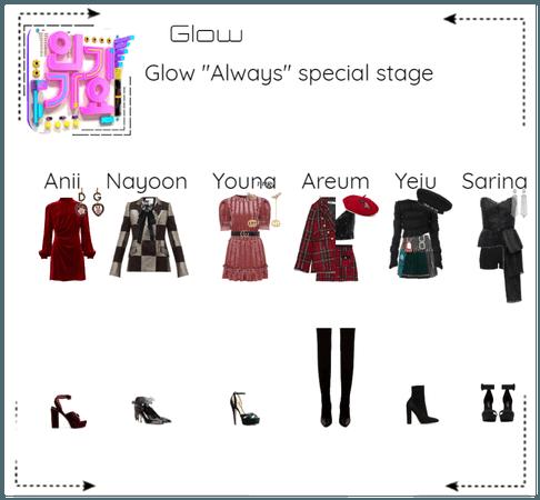 """Glow """"Always"""" special stage"""