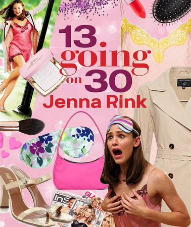 Jenna Rink