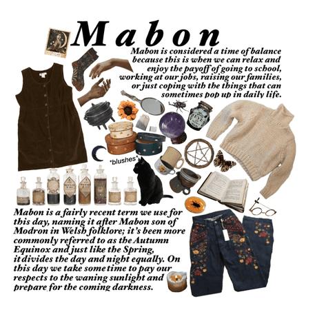 Mabon 🌙
