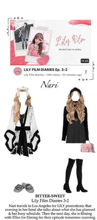 BITTER-SWEET [비터스윗] Lily Film Diaries 3-2