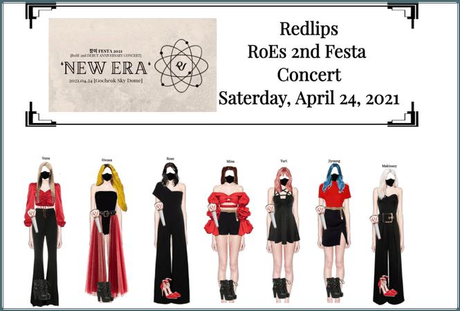 Redlips (붉은 입술) RoEs 2nd Festa Concert