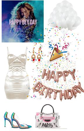 Happy Birthday Queen Bey!!!