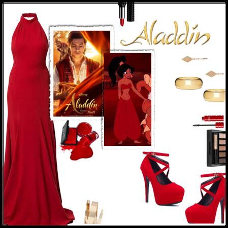 Jasmine; Aladdin